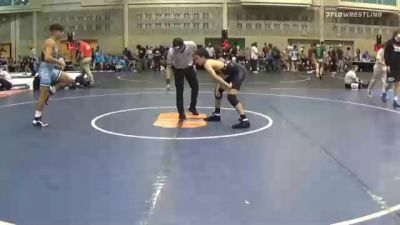 152 lbs Prelims - Evan Graczyk, NJ Rams vs Anthony Ferrari, Team Shutt