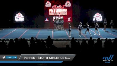 Perfect Storm Athletics Calgary - Aftershock [2020 L3 Senior Day 2] 2020 PAC Battle Of Champions