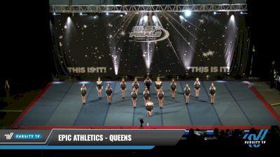Epic Athletics - Queens [2021 L2 Junior - Small - A Day 1] 2021 The U.S. Finals: Pensacola