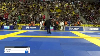 FELLIPE SILVA vs MAHAMED ALY 2018 World IBJJF Championship