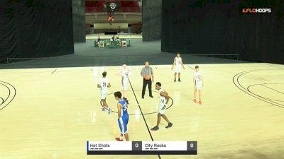 Hot Shots vs City Rocks- AAU 14 U Boys Championships