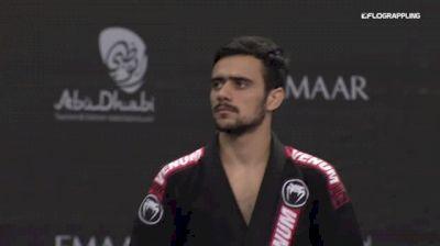 JOAO MENDES vs ISAQUE PAIVA 2018 Abu Dhabi Grand Slam Rio De Janeiro