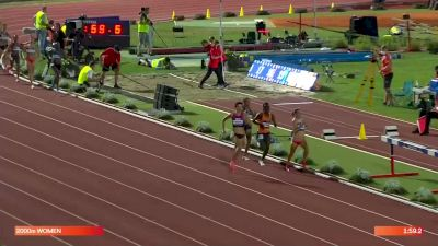 Women's 2k - Francine Niyonsaba Smashes World Record