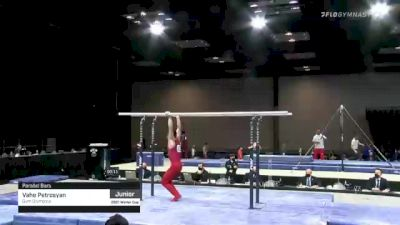 Vahe Petrosyan - Parallel Bars, Gym Olympica - 2021 Winter Cup & Elite Team Cup
