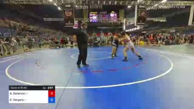 285 lbs Consi Of 16 #2 - Adolfo Betancur, Rhode Island vs Ethan Vergara, Florida