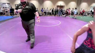 88 lbs Rr Rnd 1 - Ezekiel Keel, Tech Squad Wrestling Club vs Daniel Berardi, New Jersey