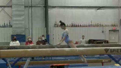 Kayla DiCello - Beam, Hill's Gymnastics - 2021 Women's World Championships Selection Event
