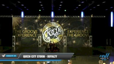 Queen City Storm - Royalty [2021 Youth - Hip Hop - Small Day 2] 2021 Groove Dance Nationals