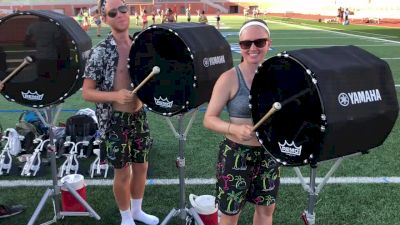 Crossmen Basses Tearing Up Their Solo