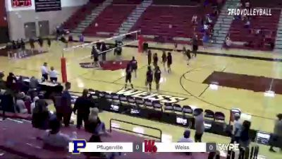 Replay: Pflugerville vs Weiss | Oct 26 @ 6 PM