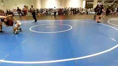 141 lbs Quarterfinal - Gabriel Howard, Mustang WC vs Shawheen Ghalambor, Pounders WC