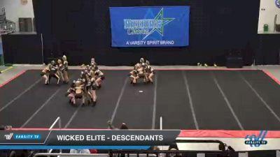 Wicked Elite - Descendants [2021 L4 - U17 Coed Day 1] 2021 Badger Championship & DanceFest Milwaukee