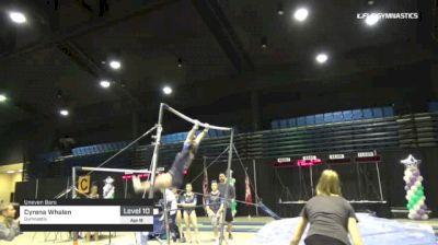 Cyrena Whalen - Bars, Gymnastix - 2019 Tampa Bay Turner's Invitational