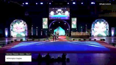Wilmington Eagles [2020 Hip Hop - Peewee - Dance Day 2] 2020 Pop Warner National Cheer & Dance Championship
