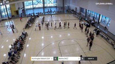 Huntington Beach (CA) vs Basha (AZ) | 2018 Tournament of Champions