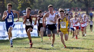 2020 KHSAA XC Championships - Day One Replay (Part 1)