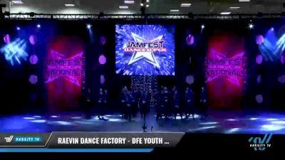 Raevin Dance Factory - DFE Youth Hip Hop [2021 Youth - Hip Hop - Large Day 2] 2021 JAMfest: Dance Super Nationals