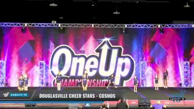 Douglasville Cheer Stars - Cosmos [2021 L1 Youth - Novice Day 1] 2021 One Up National Championship