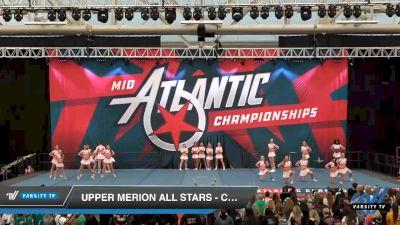 Upper Merion All Stars - Crush [2020 L6 Senior Open Day 2] 2020 Mid-Atlantic Championships