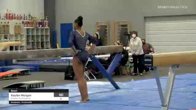 Kaylen Morgan - Beam, Everest Gymnastics - 2021 American Classic and Hopes Classic