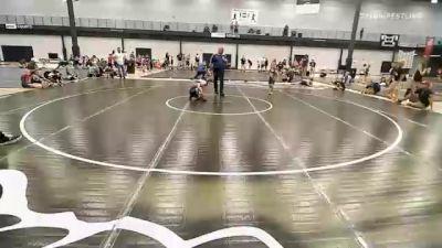 67 lbs Quarterfinal - Johnny Salas, Elite Athletic Club vs Micah Stith, Midwest Xtreme Wrestling