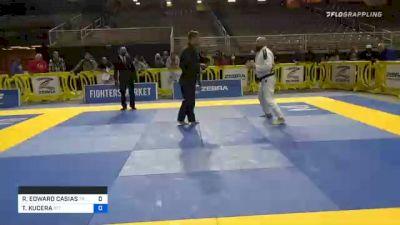 RAY EDWARD CASIAS vs TOMAS KUCERA 2020 World Master IBJJF Jiu-Jitsu Championship