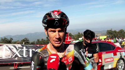 Jack Haig: 'The Wind Played A Big Role' Stage 14 - Vuelta A España