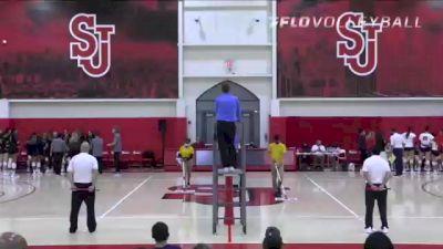 Replay: Boston College vs St. John's | Sep 10 @ 7 PM