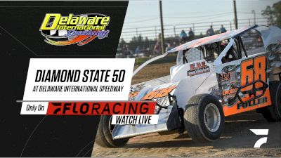 Full Replay | Diamond State 50 at Delaware Int'l 4/27/21