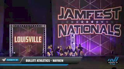 Bullitt Athletics - Mayhem [2021 L2 Mini Day 2] 2021 JAMfest: Louisville Championship
