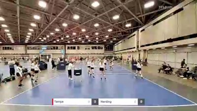 Tampa vs Harding - 2021 AVCA Division II Women's Volleyball Championship