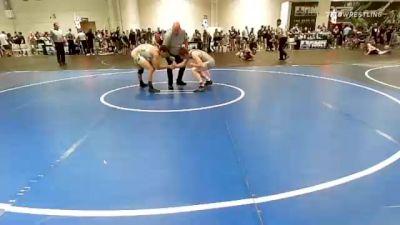 141 lbs Consolation - Forrest Wagoner, Dillon Beavers vs Jordan Robb, Wu Crew
