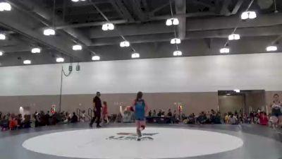 65 kg Consi Of 4 - Esther Han, Mo vs Aubrey Yauger, Tx