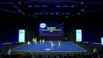 Nease High School [2020 Small Varsity Division I Semis] 2020 UCA National High School Cheerleading Championship
