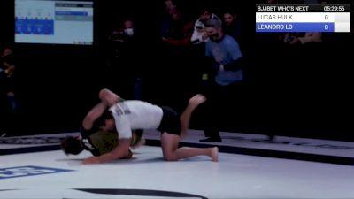 Hulk Slams Leandro On His Head and Chokes Him