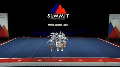 Inspire Athletics - Envy [2021 L1 Junior - Small Wild Card] 2021 The Summit