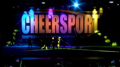 Legendary Athletics - Valor [2021 L4 Junior - D2 - Small - Day 2] 2021 CHEERSPORT National Cheerleading Championship