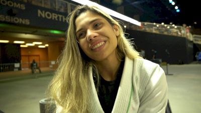 Pan Champion Lavinia Barbosa Almost Stepped Away From Competition