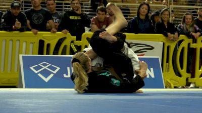 Abbi Pontes Scores Mounted Triangle In Pans Final