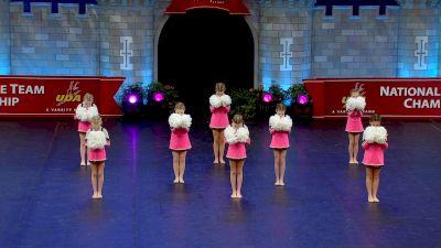 Prima Dance All-Stars - Mini Pom [2021 Mini - Pom Semis] 2021 UDA National Dance Team Championship