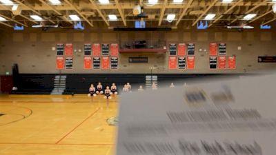 Erie High School [Medium Varsity - Pom] 2021 UCA & UDA March Virtual Challenge