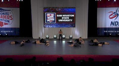 Sam Houston State University [2021 Team Performance Division I Prelims] 2021 NCA & NDA Collegiate Cheer & Dance Championship