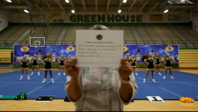 Greenup County High School [Small VA DII Virtual Semi Finals] 2021 UCA National High School Cheerleading Championship