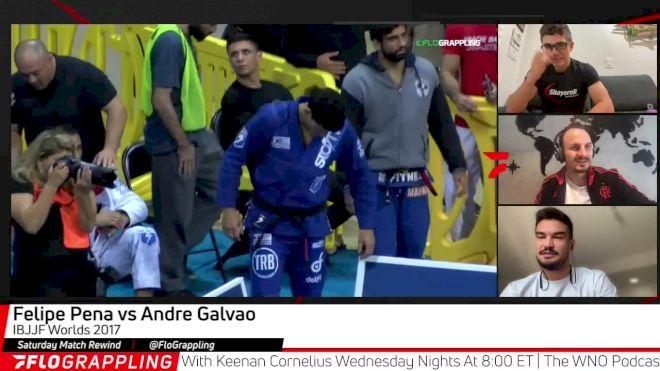 Match Rewind: Andre Galvao vs Felipe Pena