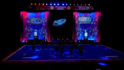 Long Island Cheer - Diamonds [2021 L6 Senior Small All Girl Semis] 2021 The Cheerleading Worlds