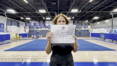 Sebastian River High School [Virtual Varsity Non Building Game Day Semi Finals] 2021 UCA National High School Cheerleading Championship