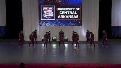 University of Central Arkansas [2021 Team Performance Division I Prelims] 2021 NCA & NDA Collegiate Cheer & Dance Championship