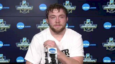 Jacob Warner: 'Iowa is the team to beat'