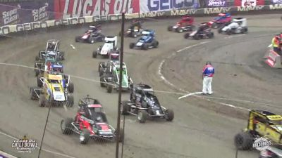 2019 Lucas Oil Chili Bowl Wednesday A-Main