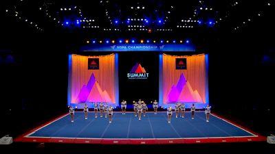 Turners All Stars - Electric Blue [2021 L5 Senior Open Semis] 2021 The D2 Summit